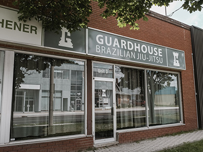 Guardhouse BJJ Kitchener